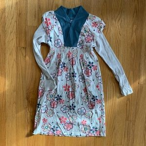 Girls Tea Collection size 8 floral dress